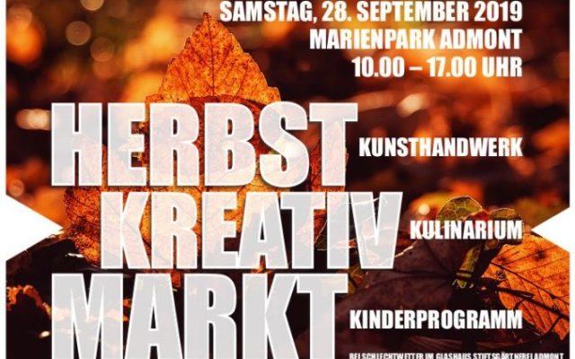 Herbst Kreativ Markt Admont